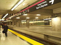Sheppard Subway Line